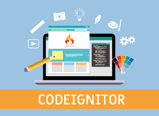 Codeigniter Framework Courses in Pakistan