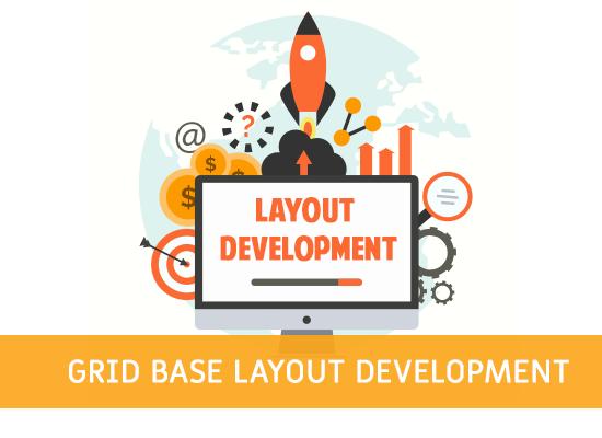 Grid Based Layout Development Courses in Pakistan