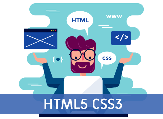 HTML5 / CSS3 Courses in Pakistan