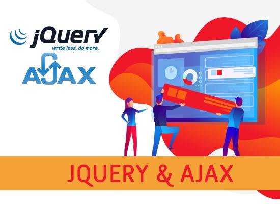JQUERY & AJAX Courses in Pakistan