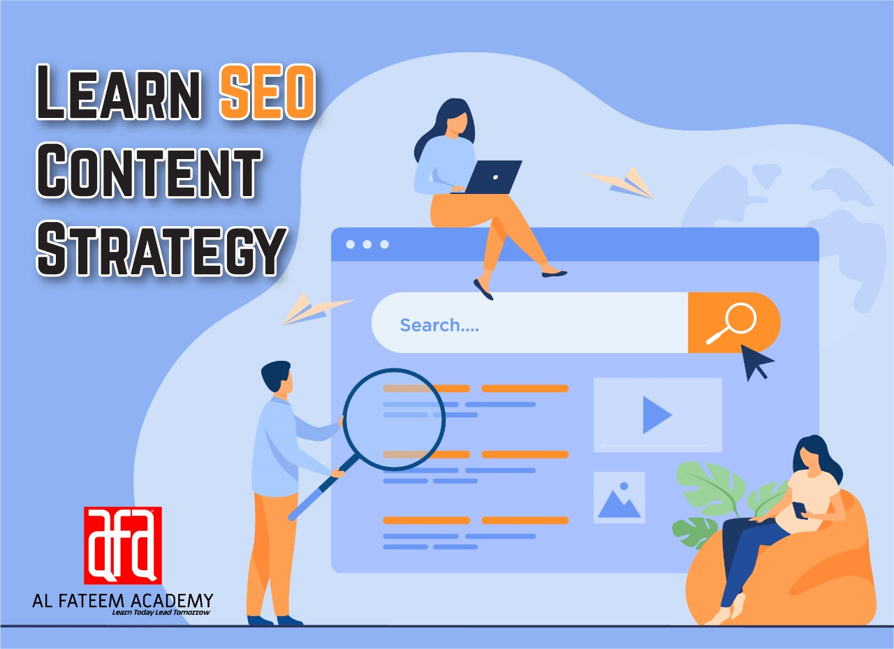 Learn SEO Content Strategy