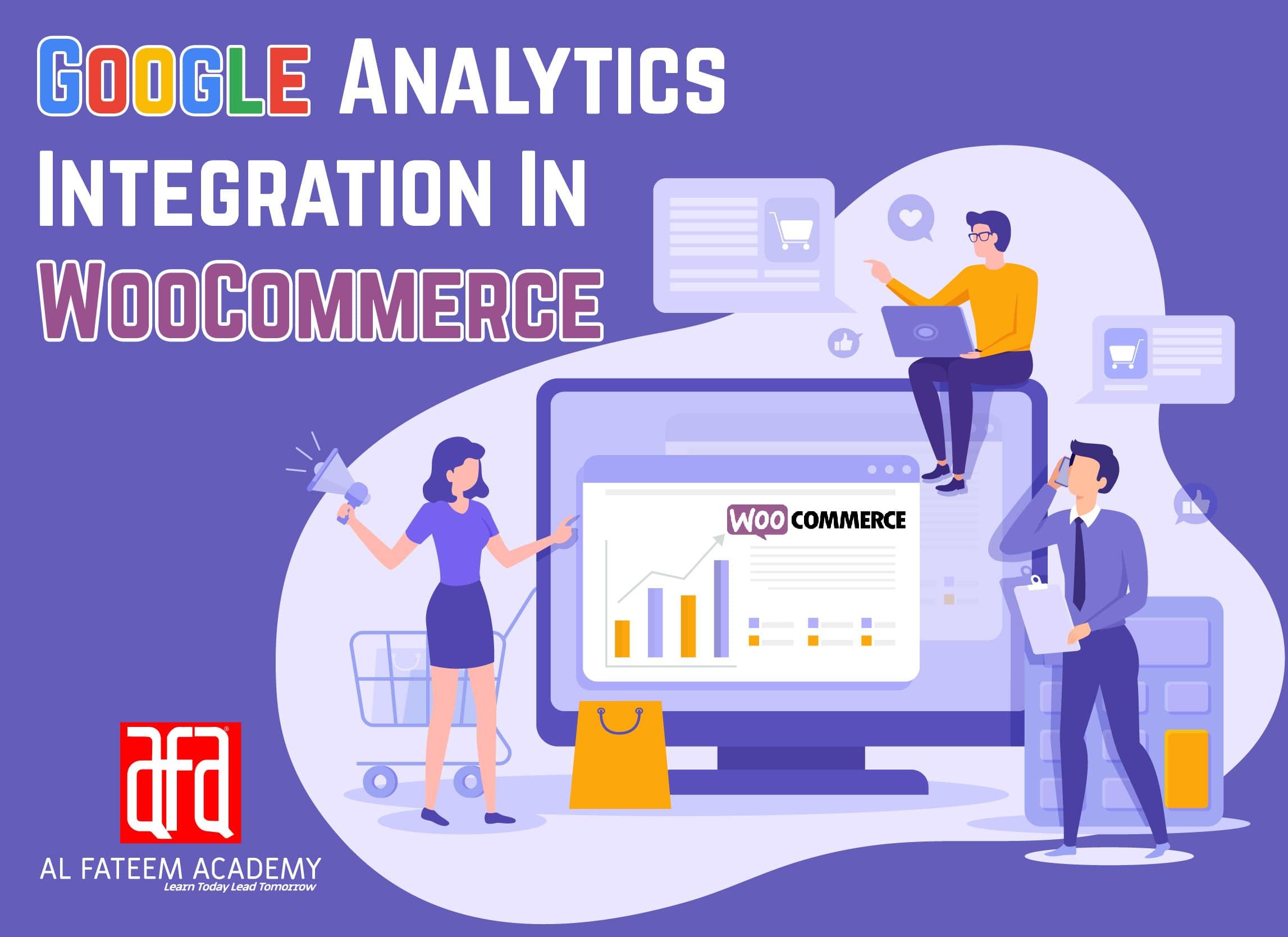 Google Analytics Integration In WooCommerce